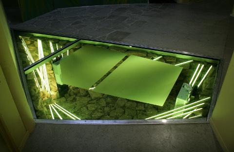 Avamispäeval kolm aastat tagasi võis Mery Crystal Ra kunsti ja tehnoloogiat ühendavat taiest näha täies tulesäras.
