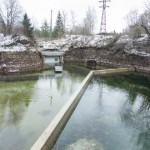 Kaevandusmuuseumis hakkas vesi eile alanema