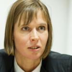 President Kaljulaid on sõnausuline