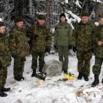 Mäetagusel avati mälestussammas Pärnassaare rabalahingus hukkunud kangelastele