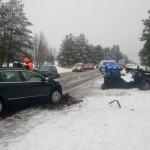 Sõrumäel toimus raske liiklusõnnetus, üks inimene hukkus