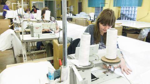 Õmblejaid otsitakse kohati tikutulega ja kuni neid ei leita, jäävad ettevõtete laienemisplaanid sahtlisse.
