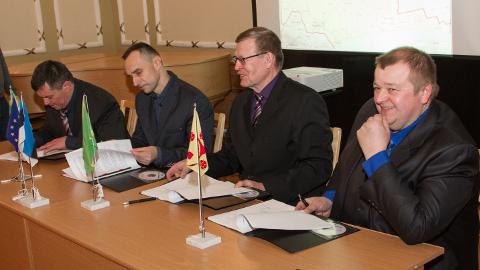 Alutaguse valla sünnitunnistus sai kõigi nelja volikogu esimehe allkirjaga kinnitatud.