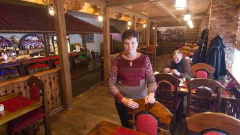 Gruusia trahter Mimino Jõhvis on Eesti restoranide edetabelis uustulnuk. Mimino juhatuse liige Evelin Tartlan ütles, et järgmine eesmärk on taset hoida ja edetabelisse jääda.