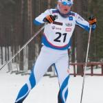 Tatjana Mannimal seisab ees pöörane maratonide ralli