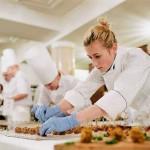 Presidendi külalistele tegid delikatesse Purtse restoran ja Narva kondiitrid