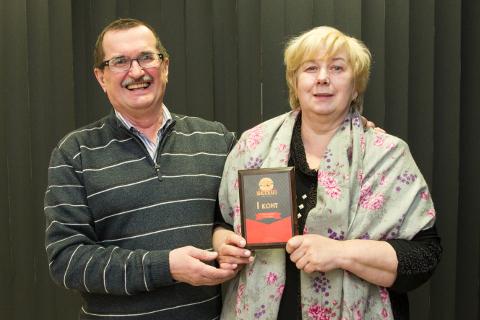 Need nemad on − Olga ja Vitali Katuntsevid, kelle juurde teatristuudiosse tullakse nagu oma koju.
