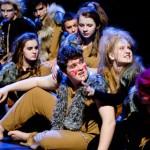 """Narva teatritrupi lavastus """"Kaks noolt"""" tabas riigifestivalil kümnesse"""
