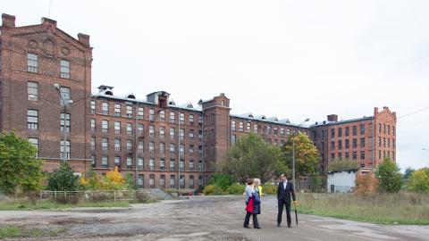 Teiste seas konkureerib toetusele Kreenholmi tekstiilimaailma nimeline teemapark, mis kajastaks tööstuse ja tehnoloogia arengut läbi Kreenholmi tekstiilitööstuse poolteise sajandi pikkuse ajaloo.