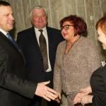 Peaminister käis 20 aasta järel taas Kohtla-Järve linnavalitsuses