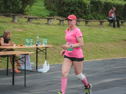 Aet Kiisla oli mullu üks paljudest, kes Iisaku staadionil maratoni läbis. Sel aastal kuulub ta korraldajate sekka.