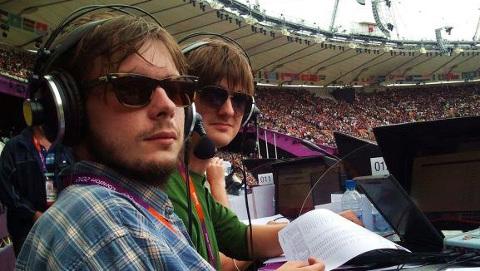 Joosep Susi (esiplaanil) ja Taavi Libe tunamullu Pekingis maailmameistrivõistlustel.