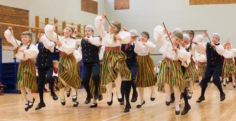 Suur töö ja närvipinge on selja taga, XII noorte tantsupidu võib tulla!