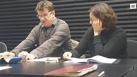 Anne Reemann ja Hannes Kaljujärv on Kukruse suveteatri meeskonnas esimest korda.