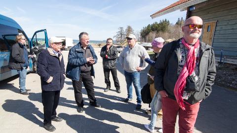 Toila vabatahtlikud merepäästjad viisid Soome turismiajakirjanikud kaatrisõidule, sest on nii varustuse kui ka koolituse eest põhjanaabritele palju tänu võlgu.