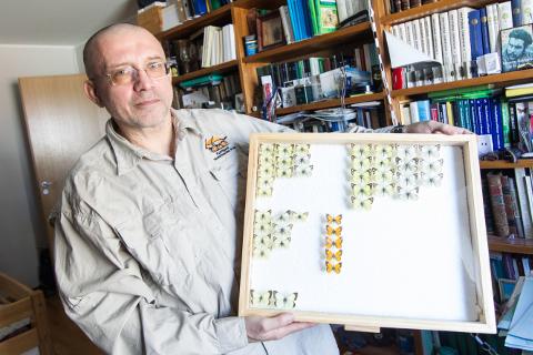 Aleksander Pototskil on tohutu liblikakollektsioon, millele ta praegu teadusasutustega läbirääkimisi pidades uut kodu otsib − sellist, kus kogu hästi hoitud oleks ja teadlased sellele vabalt juurde pääseksid.