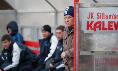Vadim Dobiža  on Sillamäe Kalevis juhendanud meeskondi alates 2006. aastast. Tänavu kevadest on tema õlul eriti suur koormus, sest taas on ta ka Kalevi esindusmeeskonna peatreener.