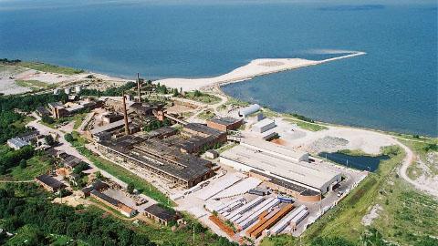 Aseri sadamaala ehitus jäi aastaid tagasi pooleli. Nüüd loodetakse ehitus uuesti käima lükata.