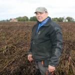 Koristusaegne ilm teeb põllumehe närviliseks