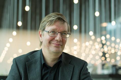 Viljar Pohhomov kinnitab, et esimene aasta ERMi uues kodus on läinud üle ootuste hästi.