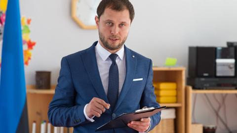 Aleksei Naumkin.