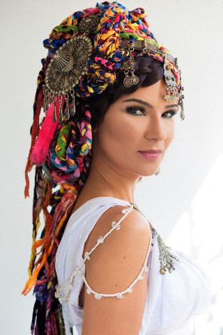 """Oleg Pissarenko: """"Teisena tooks välja Marokost pärit Oumi-nimelise naisartisti koos bändiga, mis kasutab ka kohalikke arhailisi rahvapäraseid instrumente. Fenomenaalne on ka filosoofia, mis nende muusika taustaks on."""""""