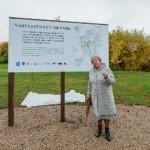 Narva rajab Eesti Vabariigi juubeli puhul uue pargi