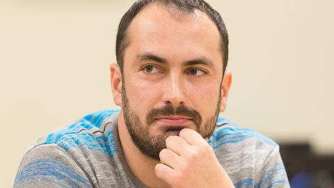 Roman Graf asus esimesel volikogu istungil koostööle opositsiooniga.