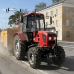 N&V jätkab Kohtla-Järve teede hooldamist veel viis aastat