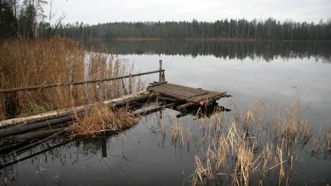 Alutaguse rahvuspargi osaks saaksid ka Kurtna järved.