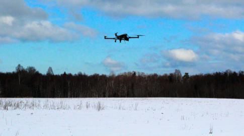Muretsetud droonid aitavad valvata piiri, aga hõlbustavad ka päästetöid.
